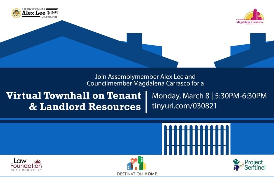 Virtual Townhall on Tenant & Landlord Resources During COVID-19 Pandemic