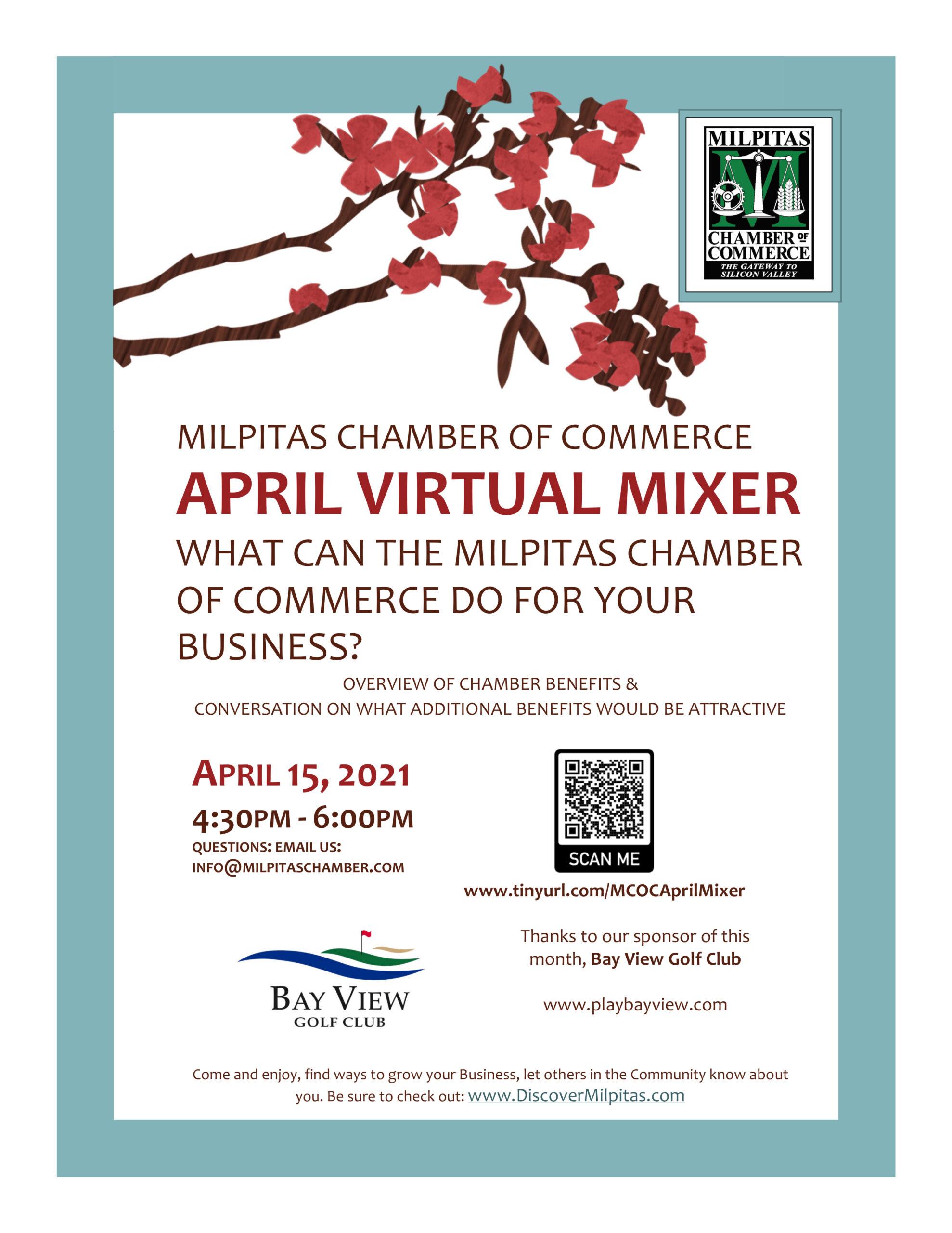 April Mixer